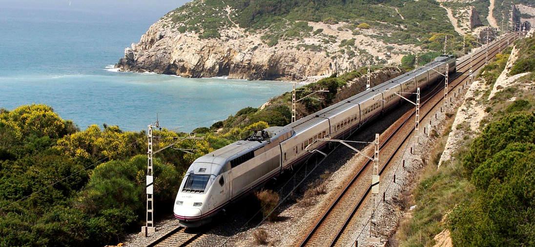 Railways in Spain - About-Spain net