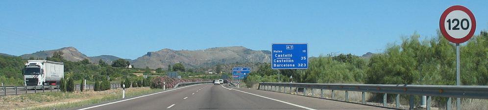 Hotel Sur Autoroute Espagne