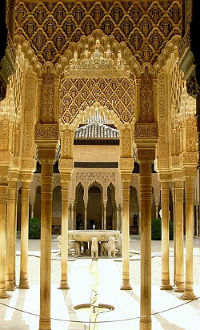 spain s moorish heritage about spain net