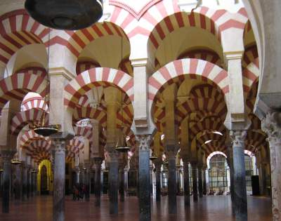 Mosque - cathedral in Cordoba