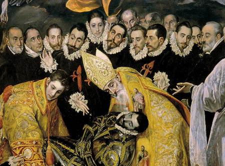 El Greco - Burial of the Count of Orgaz