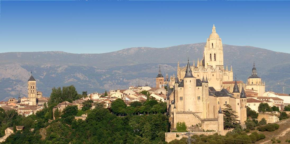 Castile And Leon Guide Central Northern Spain