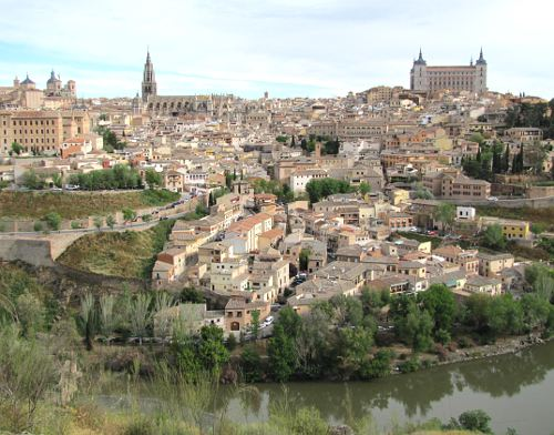 Castile La Mancha guide the heart of old Spain