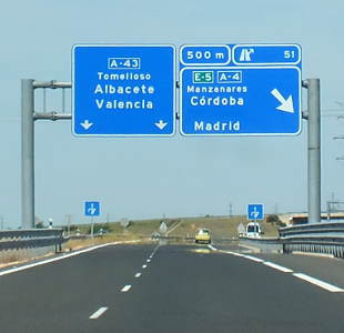 Hotel Autoroute Espagne